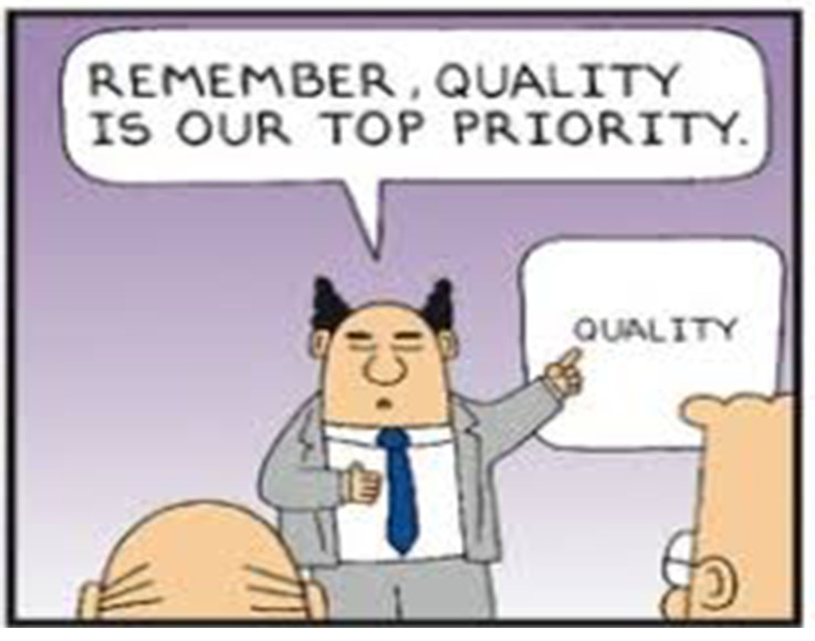 We want Quality: Marketing Insights 101
